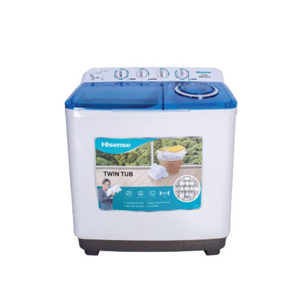 Hisense XPB75 7.5KG twin tub