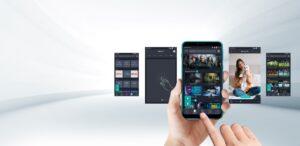 hisense uled u7 smart screen