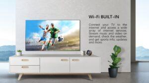 Wi Fi Built in