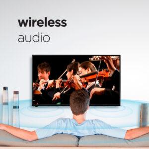 Wireless audio hisense A6000f