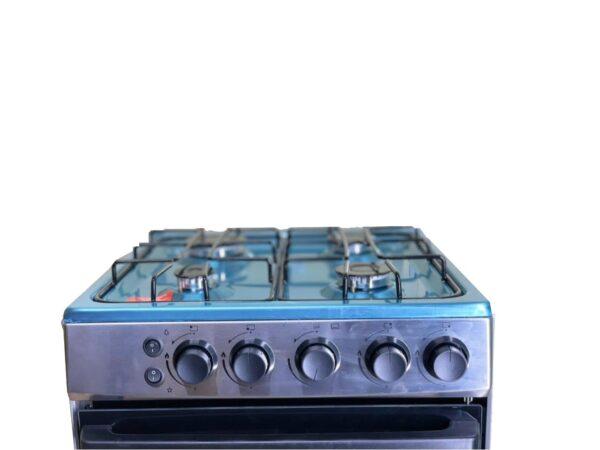 Hisense HFG50111X free stand cooker