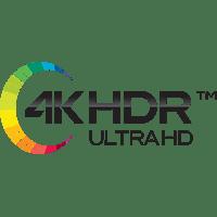 4K ultra HDR