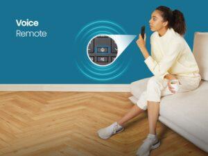 hisense Voice remote