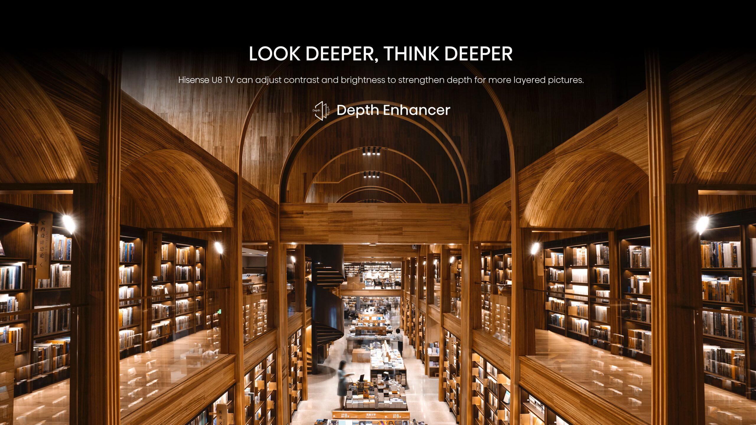 Depth Enhancer