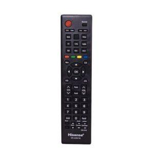 Hisense Remote Control for Digital TVs