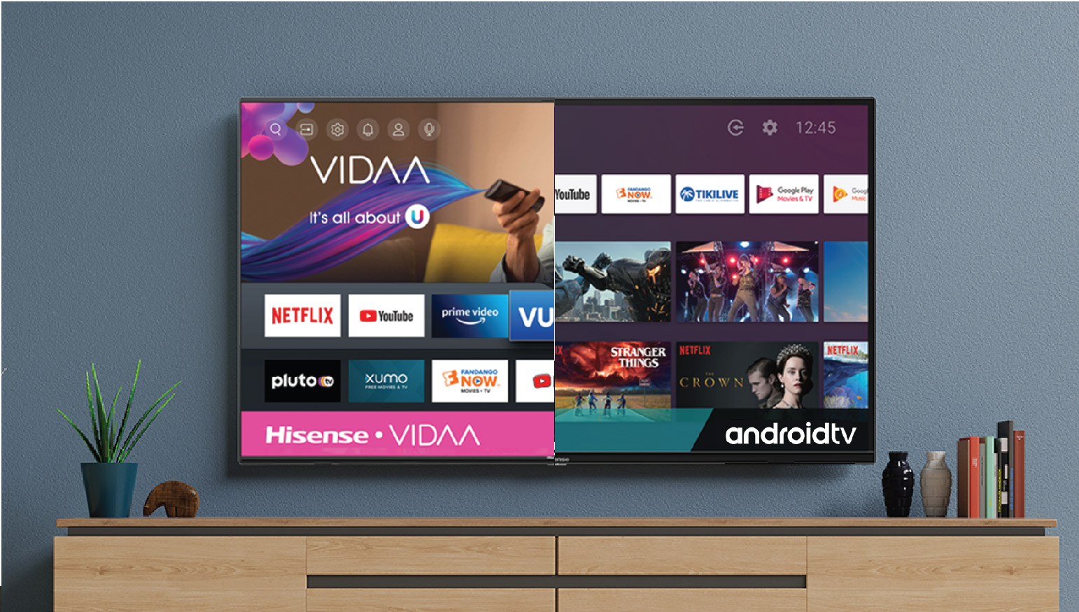 Android tv vs Smart tv